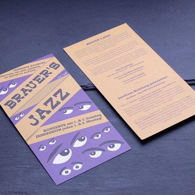 Brauer's Jazz